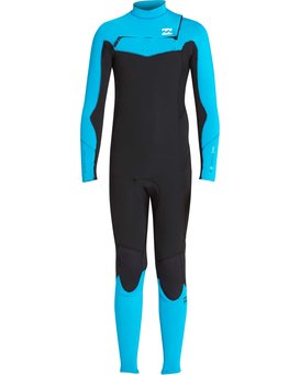 3/2 Boys Furnace Absolute Chest Zip Fullsuit Wetsuit  L43B05BIF8