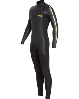 3/2 Revolution Glide Lab Chest Zip Wetsuit  L43M45BIF8