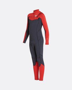 4/3 Boys Furnace Absolute Chest Zip Fullsuit Wetsuit  L44B05BIF8