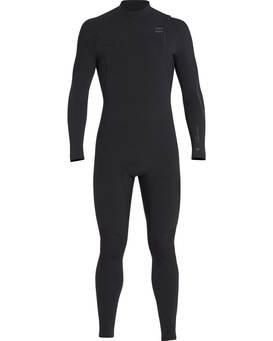 4/3 Furnace Carbon Comp Zipperless Fullsuit Wetsuit  L44M04BIF8