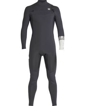 4/3 Furnace Revolution Chest Zip Wetsuit  L44M06BIF8