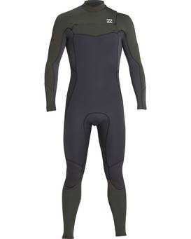 4/3 Furnace Absolute Chest Zip Gbs Fullsuit Wetsuit  L44M09BIF8