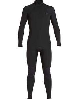 4/3 Furnace Absolute Back Zip Gbs Fullsuit Wetsuit  L44M10BIF8