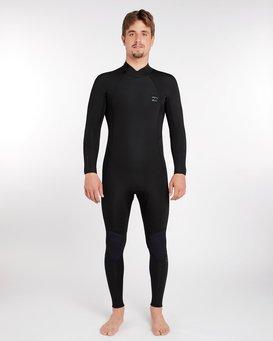 5/4 Furnace Absolute Back Zip Gbs Fullsuit Wetsuit  L45M10BIF8