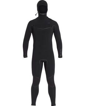 5/4 Furnace Carbon Ultra Hooded Fullsuit Wetsuit  L45M20BIF8
