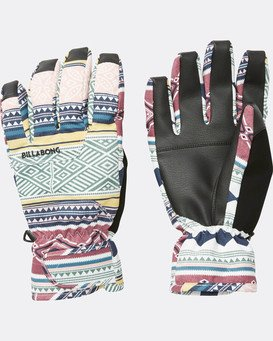 Kera Women Snow Gloves  L6GL03BIF8