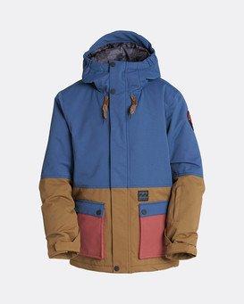 Boys Fifty 50 Snow Jacket  L6JB02BIF8