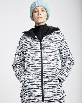 Sula Printed Snow Jacket  L6JF02BIF8