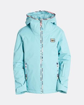 Teen Girls Sula 10K Snow Jacket  L6JG02BIF8