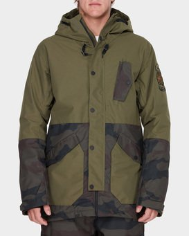 ADVERSARY JACKET  L6JM05S