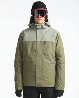 Pilot 10K Snow Jacket  L6JM12BIF8