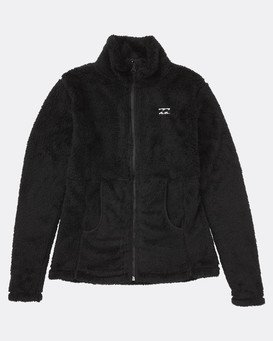 First Chair Sherpa Snow Zip Fleece  L6SF02BIF8