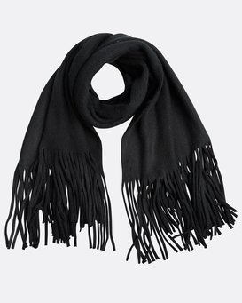 On The Fringes Flat Scarf  L9SC01BIF8