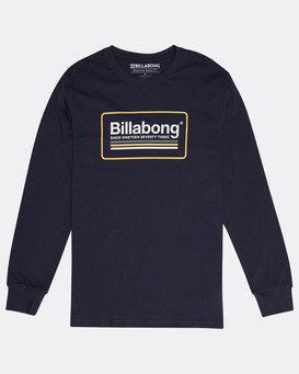 Pacific Front Long Sleeve T-Shirt  M1LS01BIW8