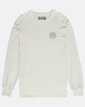 Emblem Tee Long Sleeve T-Shirt  M1LS05BIW8