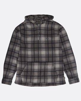 Furnace Anorak Polar Fleece Shirt  M1SH04BIW8