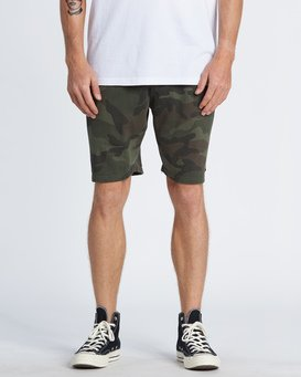 WAVE WASHED SHORT  M2501BWS