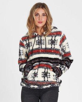 Cozy For Keeps Fleece Hoodie  M3WA02BIW8