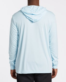 DROWN HOODED LS  M4192BDR