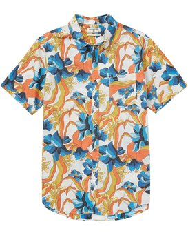 SUNDAYS FLORAL SS  M503QBSF