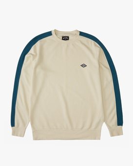 WAVE WASHED CREW  M613VBWC