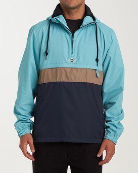 WIND SWELL ANORAK  M710VBWI