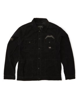 Black Album- Jacket for Men  M713WBBL