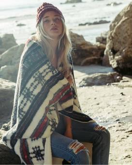 Warmin Up Sherpa Blanket  M9ES01BIW8