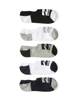 INVISIBLE SOCKS 5 PACK  MASOWBZE
