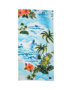 HAWAII TOWEL  MATWVBHT