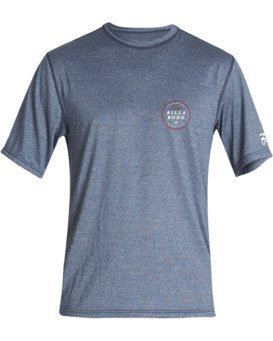 Billabong Mens Rotor California Short Sleeve