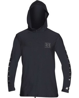 UNITY HOODED LF LS  MR55TBUH