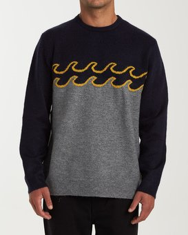 WAVES SWEATER  MV03WBWS