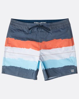 "Resin Lo Tides 16"" Boardshorts  N1BS24BIP9"