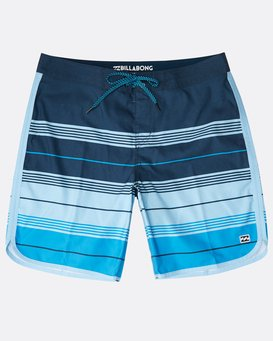 "73 Stripe Originals 18"" Boardshorts  N1BS27BIP9"