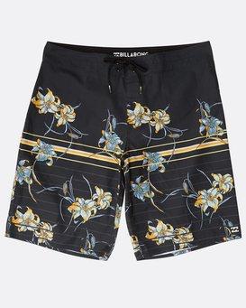 """Resistance Floral Originals 20"""" Boardshorts  N1BS29BIP9"""