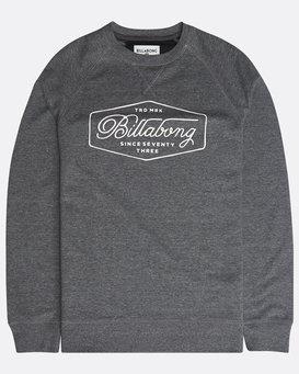 Trademark Sweatshirt  N1CR01BIP9