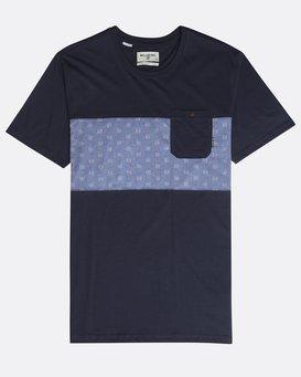 Tribong Crew T-Shirt  N1JE08BIP9