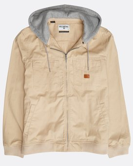 Barlow Canvas Jacket  N1JK04BIP9