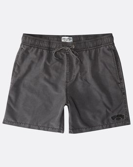 "All Day Ovd Laybacks 16"" Boardshorts  N1LB05BIP9"