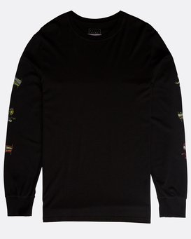 Viper Long Sleeve T-Shirt  N1LS07BIP9