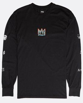 Hannibal Long Sleeve T-Shirt  N1LS10BIP9
