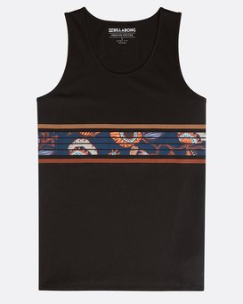Team Stripe Tank  N1SG07BIP9