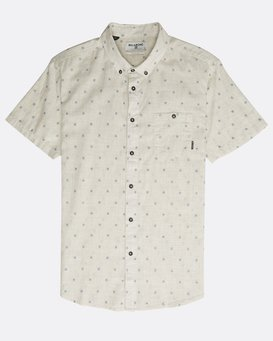 All Day Jacquard Shirt  N1SH06BIP9
