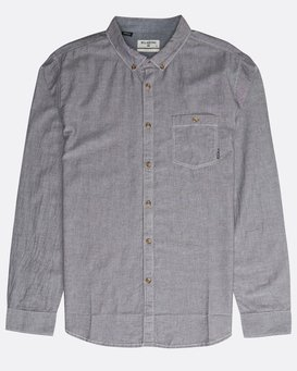 All Day Chambray Ls  N1SH09BIP9