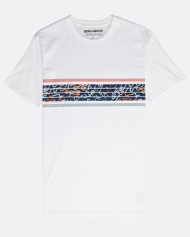 Team Stripes T-Shirt  N1SS24BIP9