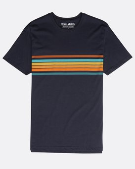 Team Stripes T-Shirt  N1SS24BIP9