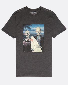 Hawaiian Gothic T-Shirt  N1SS34BIP9