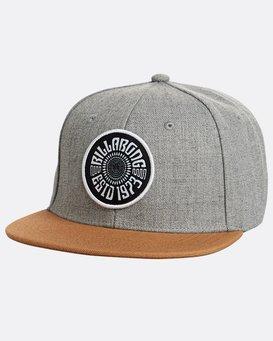 Boys' Spirit Walker Snapback Hat  N2CM04BIP9
