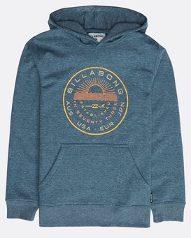 Boys' Rock Point Hoodie  N2HO01BIP9